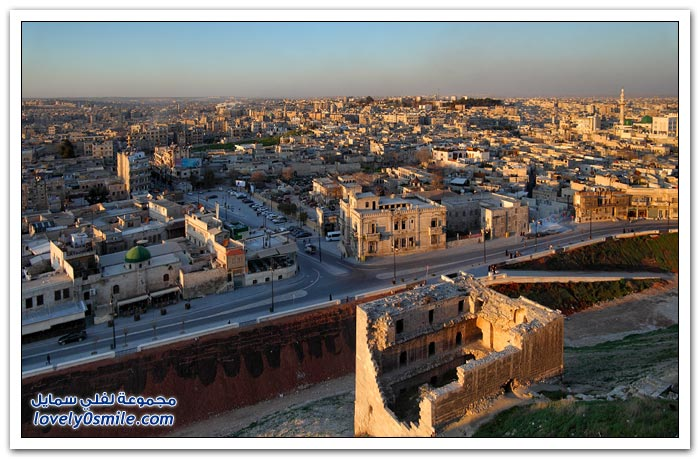 صور من مدينة حلب