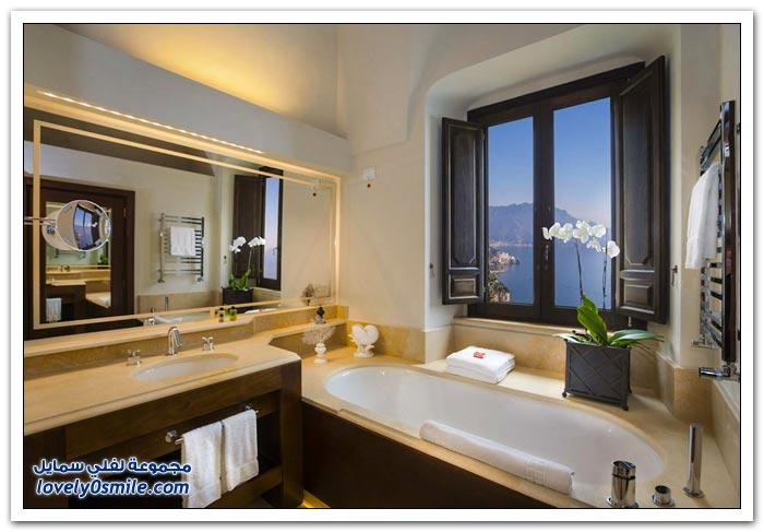 فندق موناسترو سانتا روزا في ايطاليا