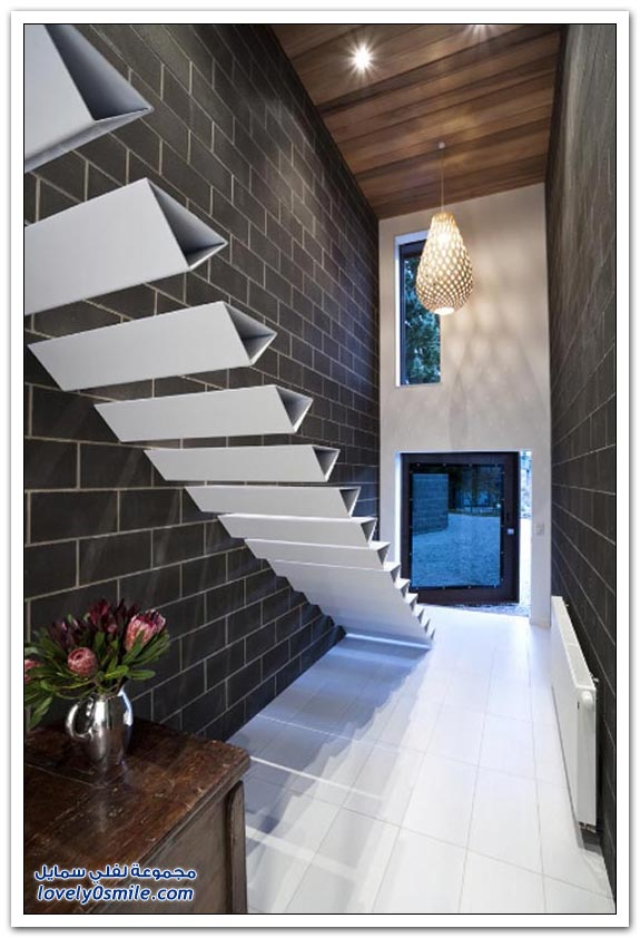 تصاميم فريدة ومبتكرة من الدرج من جميع أنحاء العالم