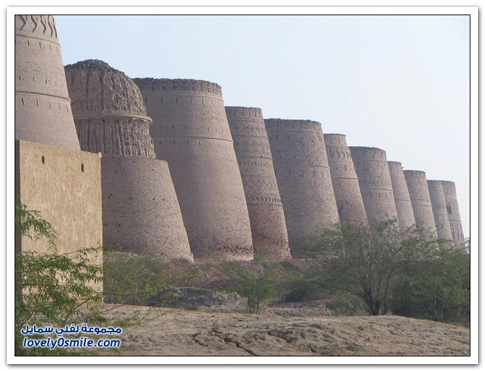 حصن Deravar في باكستان