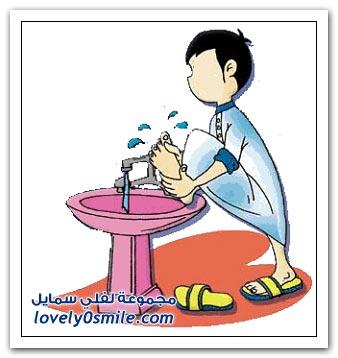أيهما أنظف قدمي أم وجهك؟ + إمكانيات فهم القرآن + شاب أراد أن يخطب