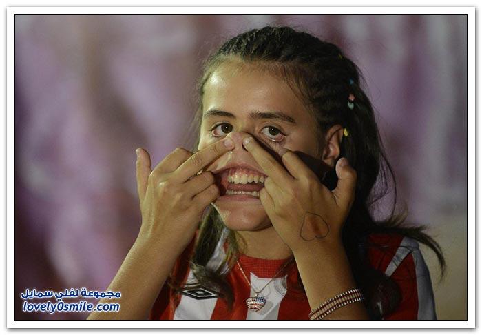 مسابقة الأقبح يكسب في مدينة بلباو الاسبانية