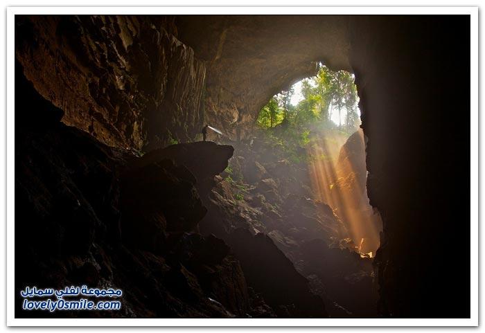 الكهوف في تايلاند