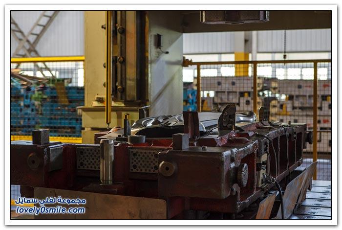 مصنع تشيري للسيارات في الصين