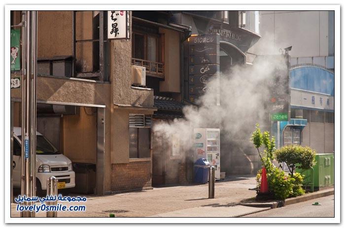 صور لمدينة ناغويا اليابانية