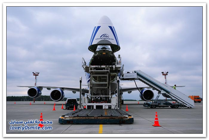 أكبر طائرات الشحن في العالم