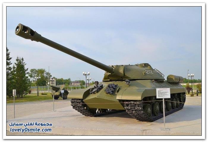 متحف الدبابات الروسية