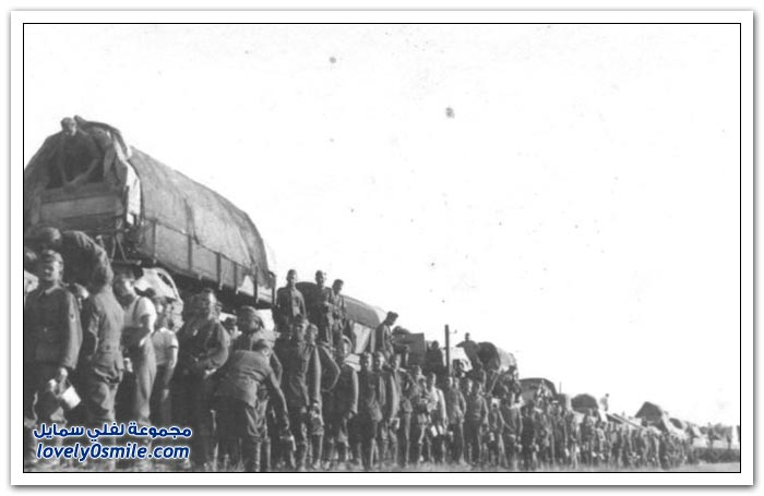صور الحرب العالمية الثانية التي التقطتها القوات الألمانية ج2