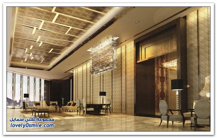 فندق ريتز كارلتون في هونج كونج