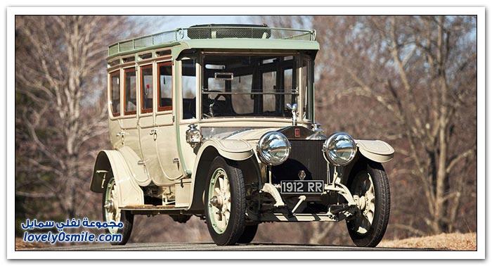 سيارة رولز رويس موديل 1912 بيعت بـ ستة ملايين جنيه إسترليني