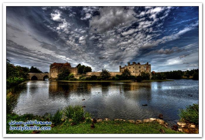 أكثر من ثلاثين قلعة حول العالم