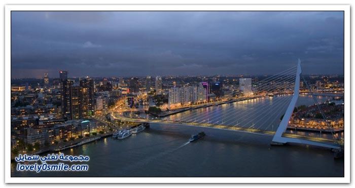 مناظر لمدن حول العالم