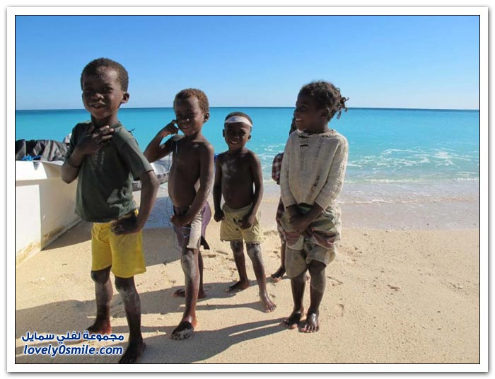شواطئ رائعة مهجورة حول العالم