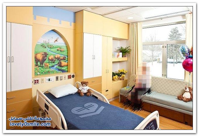 أحد مستشفيات الأطفال في ولاية تكساس