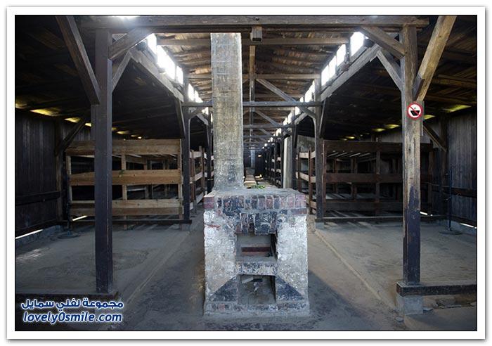 معسكر أوشفيتز أكبر معسكرات الاعتقال النازية