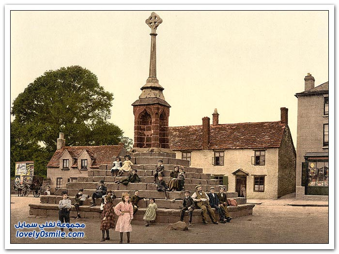 إنجلترا بين عامي 1890-1900 ج1
