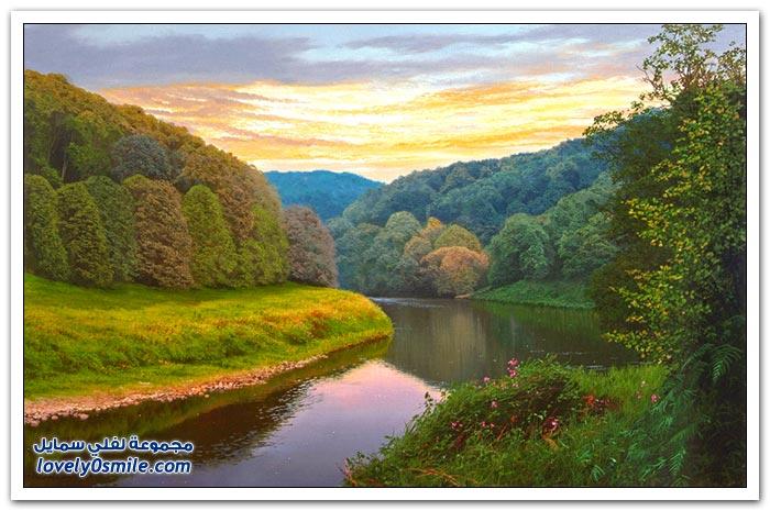 مناظر رائعة من الطبيعة حول العالم ج15