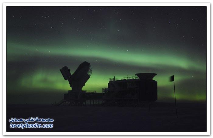 صور من القارة القطبية الجنوبية