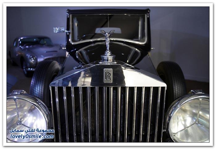 معرض سيارات جيمس بوند
