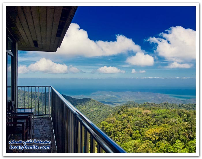 جزيرة لنكاوي في ماليزيا