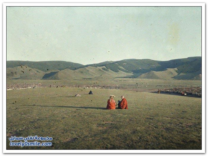 منغوليا عام 1913