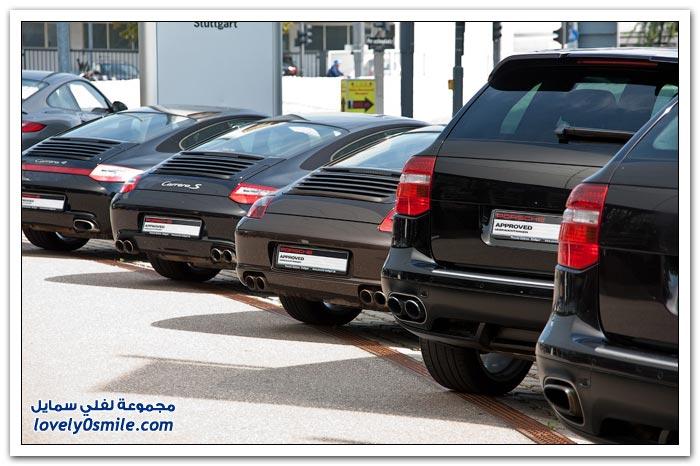متحف لسيارات بورش