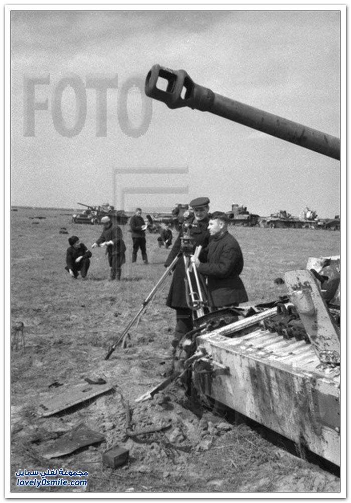 ستالينغراد عام 1948 بعد الحرب العالمية الثانية
