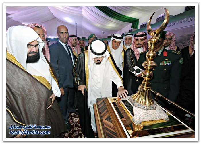 أكبر مشروع توسعة وعمارة للمسجد النبوي