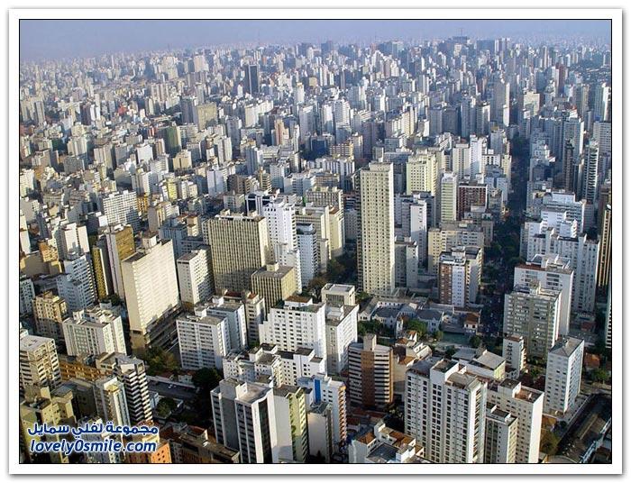 أكثر مدن العالم التي تحتوي مباني شاهقة