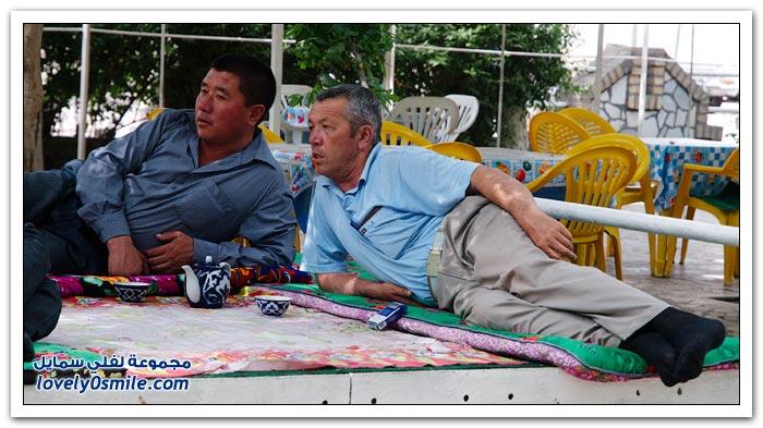 جولة في ولاية بخارى وسمرقند في أوزبكستان