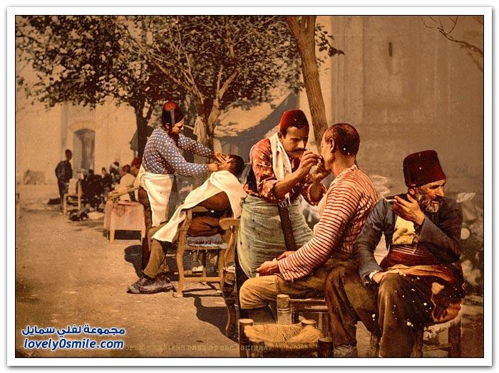 تركيا بين عامي 1890-1900