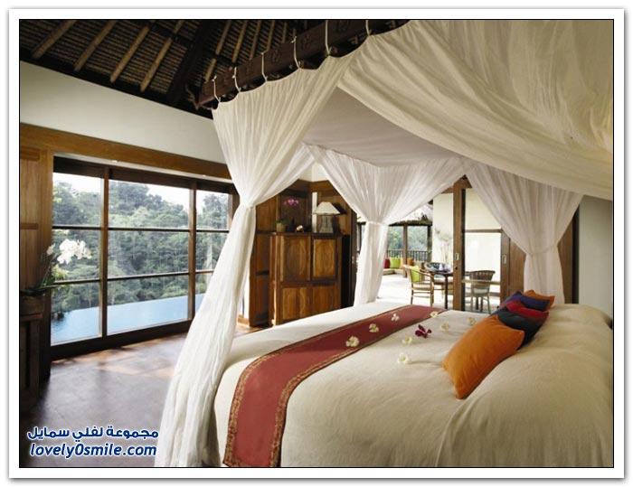 فندق بوتيك في جزيرة بالي في أندونيسيا