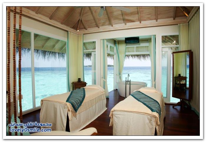 منتجع انانتارا في جزر المالديف