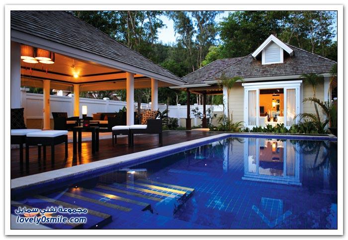 فندق بانيان تري في جزيرة سيشيل
