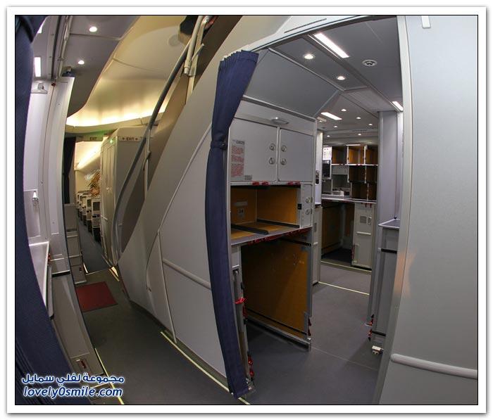طائرة بوينج 747 لطيران لوفتهانزا الألماني