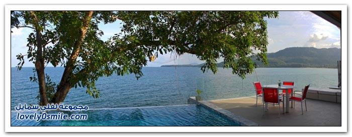 منتجع كيب سيينا في جزيرة فوكت في تايلاند