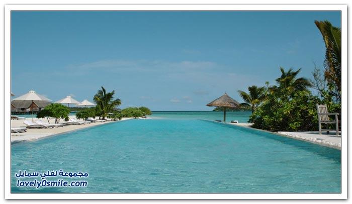 منتجع كوكو بالم في جزر المالديف