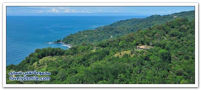 منتجع فيلا مايانا في كوستاريكا