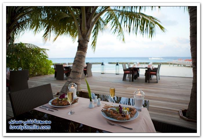 منتجع كوراماتي آيلاند في جزر المالديف