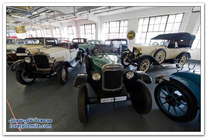 متحف سيارات أوبل