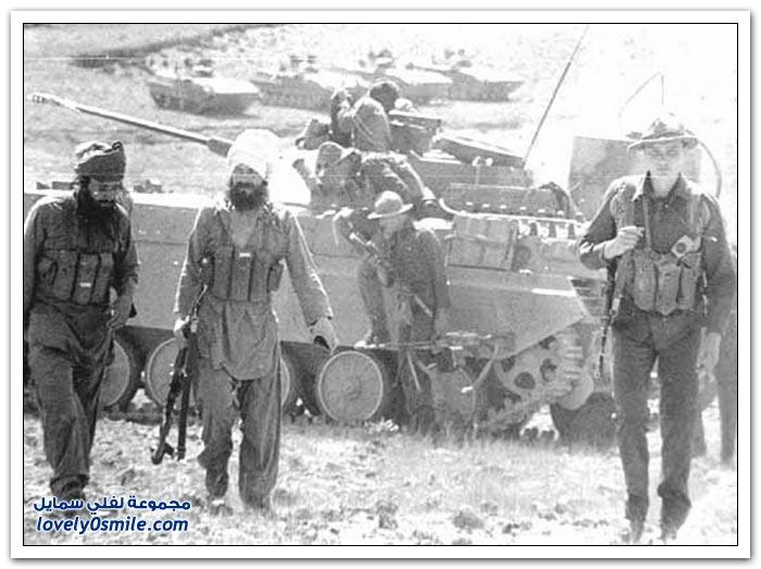 صور لأيام حرب السوفيت في أفغانستان