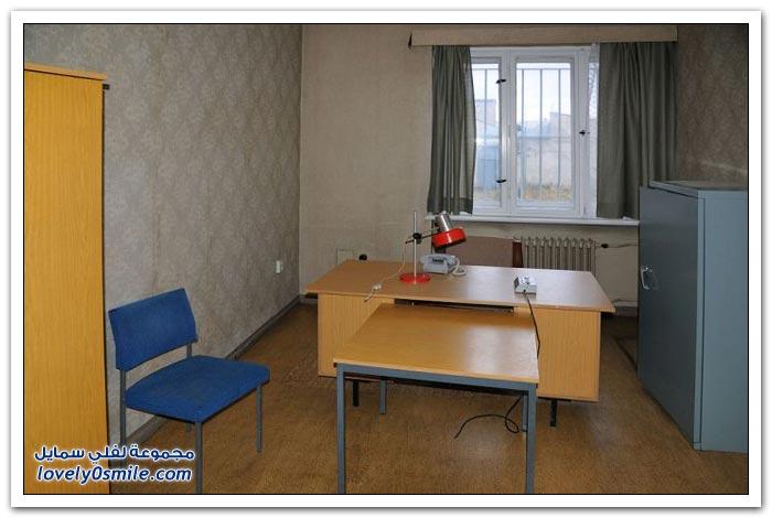 سجن جهاز أمن الدولة السابق في برلين الشرقية، ألمانيا