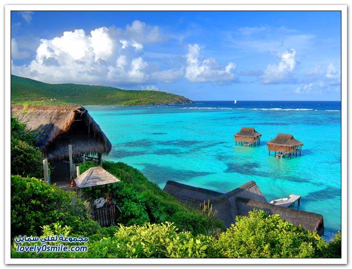 منتجع كانوان في جزيرة غرينادا في البحر الكاريبي