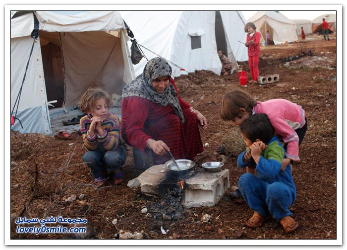 سوريا الحبيبة ... لك الله