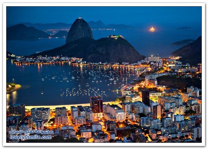 أفضل الصور من ناشيونال جيوغرافيك لشهر أكتوبر 2012