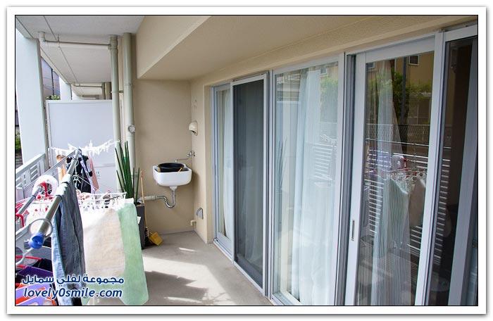 منزل أحد اليابانيين ذو الدخل المتوسط