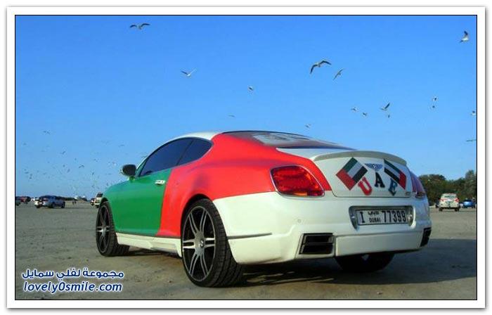 الكل يحتفل بطريقته في الذكرى 40 لتأسيس دولة الإمارات