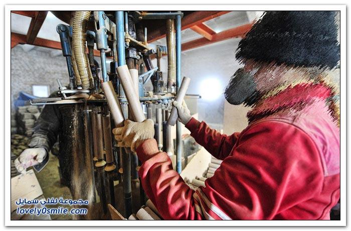 مصنع الألعاب النارية في بريموري, روسيا