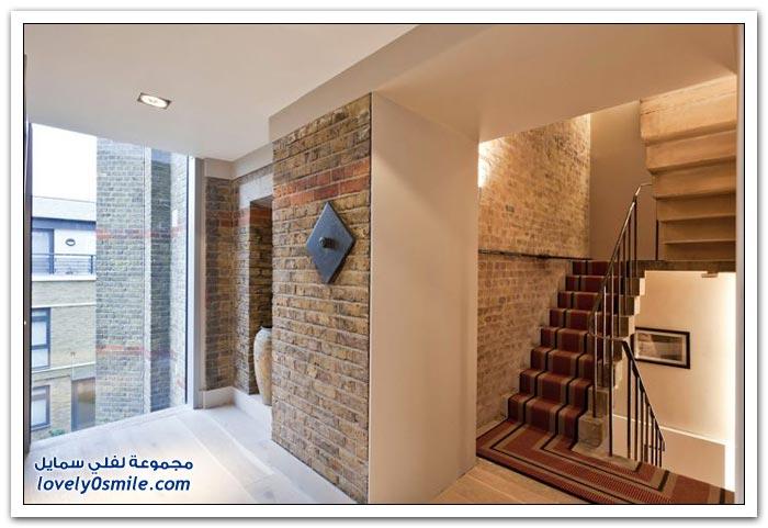 منزل داخل برج مياه في لندن