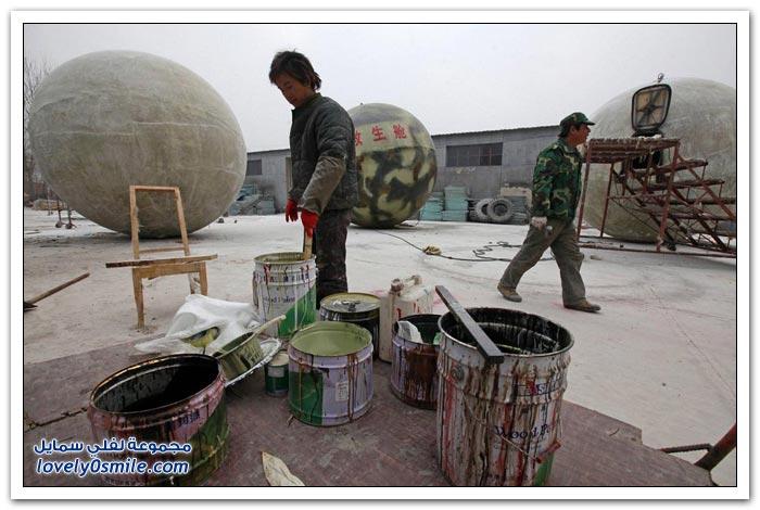 سفينة نوح الصينية